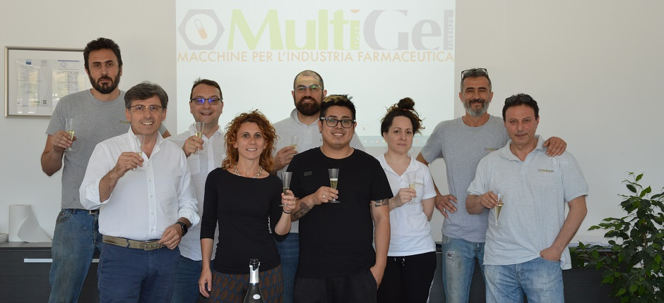 Multigel staff